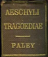 Aeschylus (Bibliotheca Classica) (image)