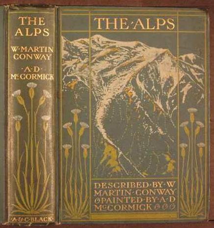 The Alps (A & C Black Colour Books (image)