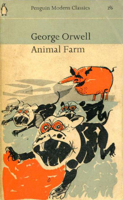 Animal Farm (by George Orwell) (Penguin Modern Classics) (image)