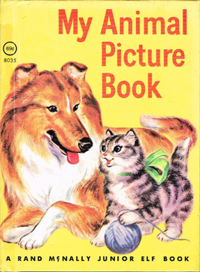 My Animal Picture Book (Rand McNally/Junior Elf Books) (image)