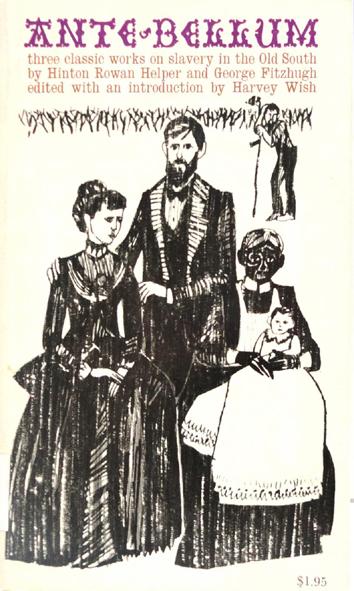 Ante-Bellum (Capricorn Books/G. P. Putnam's Sons) (image)