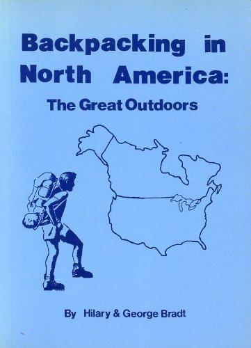 Backpacking in North America (Bradt Enterprises, 1979) (image)