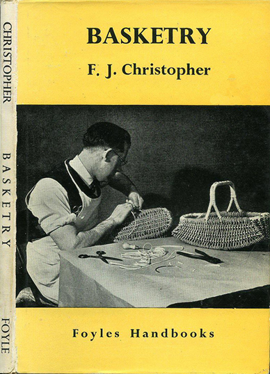Basketry - Christopher (Foyles Handbooks/W. G. Foyle) (image)