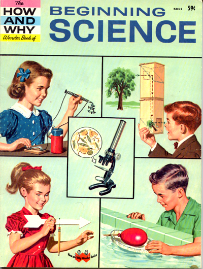 How and Why Wonder Book of Beginning Science (image)