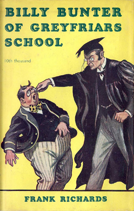 Billy Bunter of Greyfriars School (by Frank Richards) (Skilton, 1947) (image)
