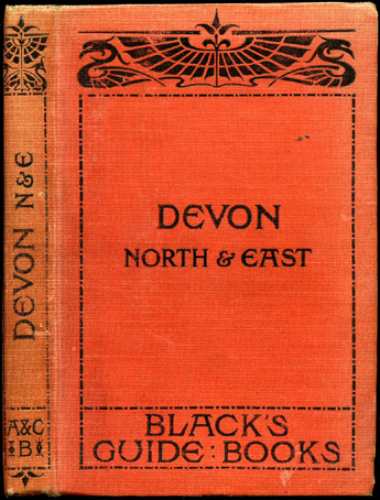 Black's Guide to Devon Part II: North and East (image)