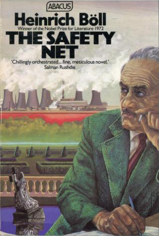 The Safety Net (Heinrich Boll) (Abacus Books) (image)