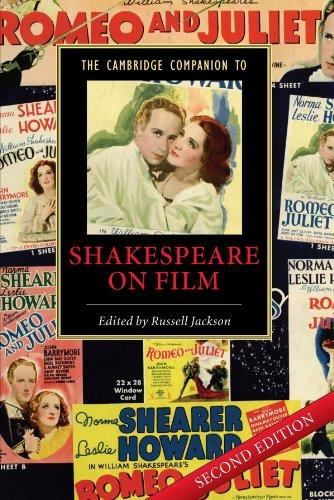 Cambridge Companion to Shakespeare on Film (image)