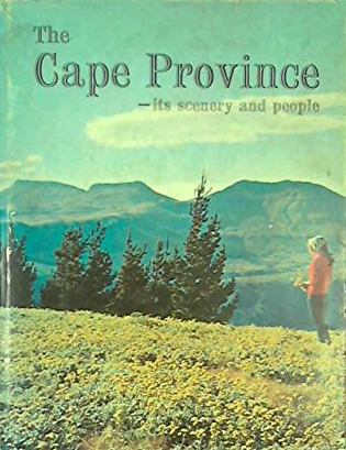 The Cape Province - Bulpin (The Beauty of Africa Series/Howard Timmins) (image)