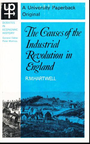 Causes of Industrial Revolution in England (image)