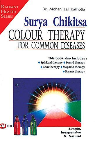 Surya Chikitsa: Colour Therapy for Common Diseases (Radiant Health Series/Hind Pocket Books) (image)