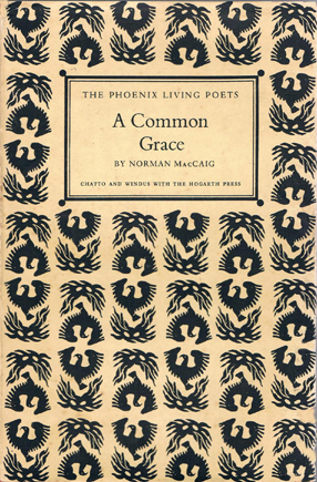 A Common Grace (by Norman MacCaig) (Phoenix Living Poets) (image)