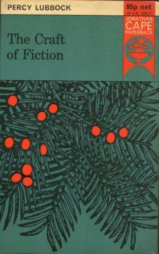 The Craft of Fiction by Percy Lubbock (Cape Paperbacks) (image)