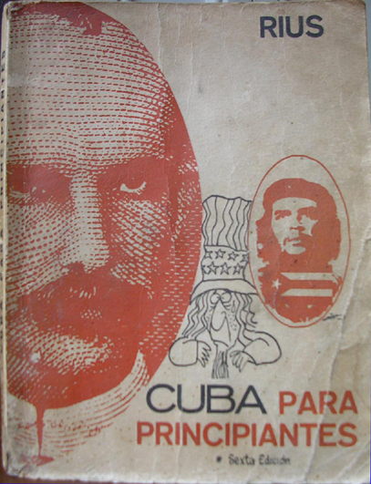 Cuba para principiantes (by Rius) (1960)