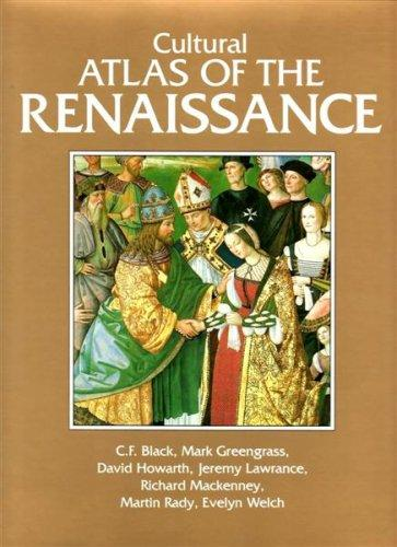 Cultural Atlas of the Renaissance (Time-Life Books) (image)