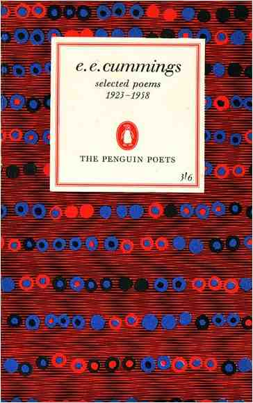 Selected Poems 1923-1958 - e. e. cummings (Penguin Poets) (image)