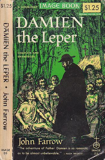 Damien the Leper - Farrow (Doubleday Image Books) (image)
