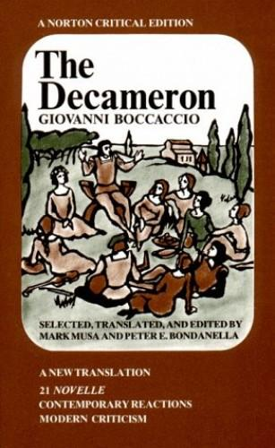 Decameron - Boccaccio (Norton Critical Editions) (image)