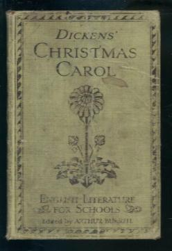 Dickens' Christmas Carol (English Literature for Schools) (Dent) (image)