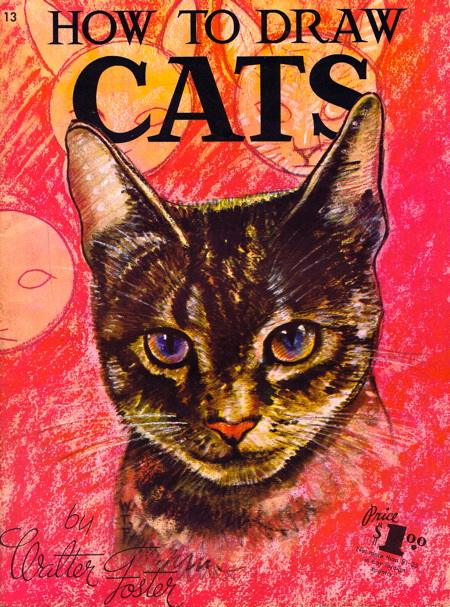 How to Draw and Paint Cats (Walter T. Foster) (image)