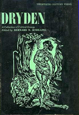 Dryden: A Collecction of Critical Essays (Twentieth Century Views) (Prentice-Hall) (image)