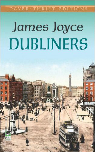 Dubliners (by James Joyce) (Dover Thrift Editions) (image)