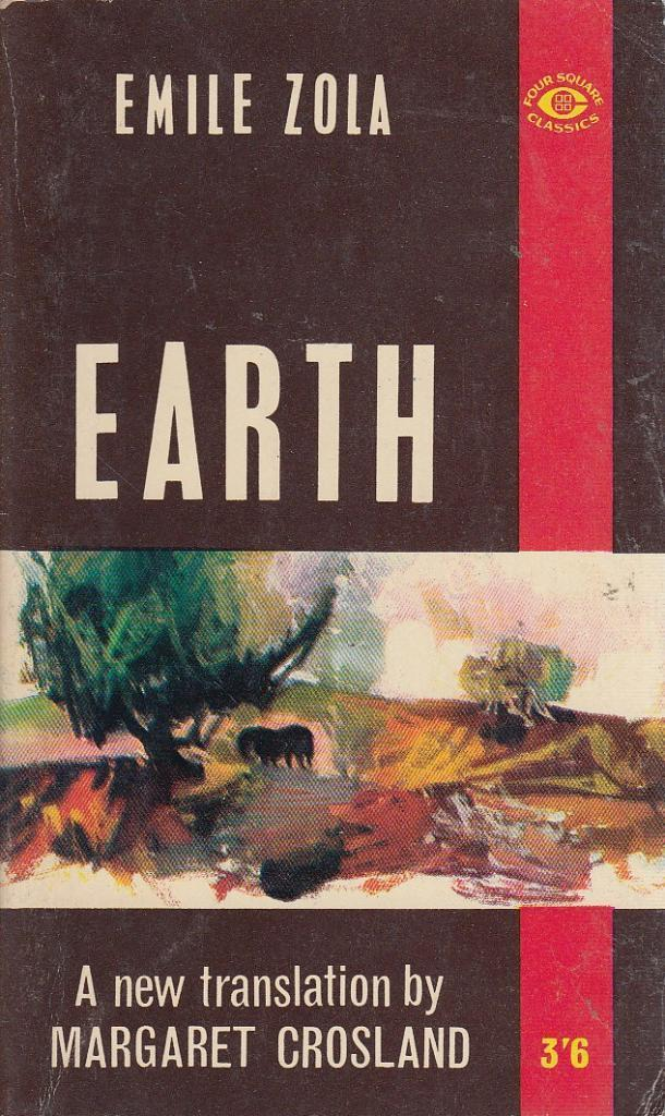 Earth - Emile Zola (Four Square Classics/NEL) (image)