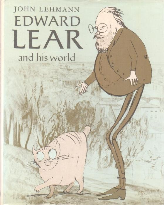 Edward Lear and his World by John Lehmann (Pictorial Biography) (Thames & Hudson, 1977) (image)