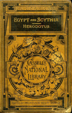 Egypt and Scythia - Herodotus (Cassell's National Library) (image)