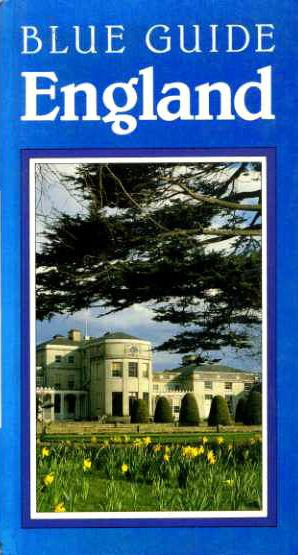 England (Blue Guides) (image)