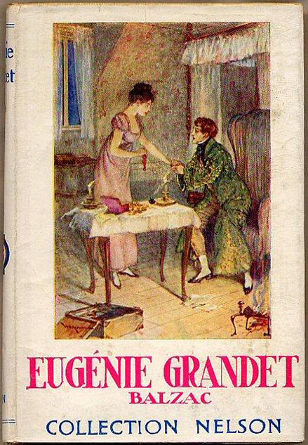 Eugenie Grandet - Balzac (La Collection Nelson) (Nelson Editeurs) (image)