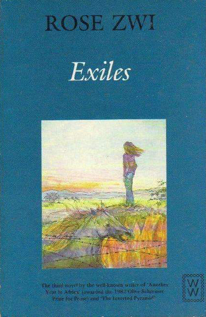Exiles - Zwi (Women Writers Series/Ad. Donker) (image)