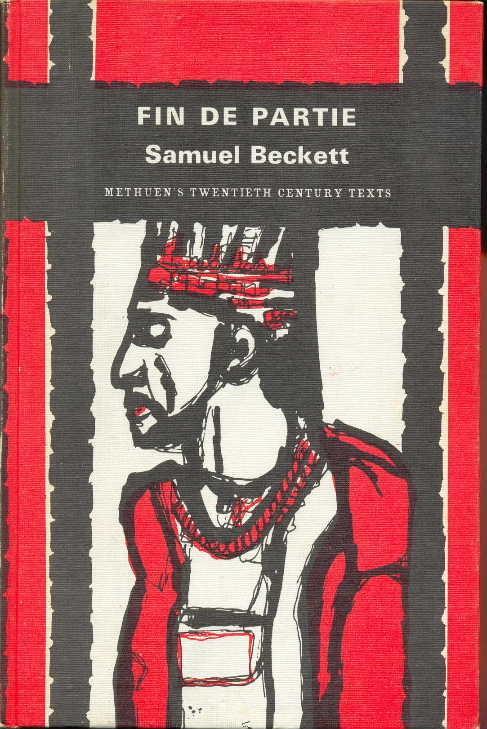 Fin de partie (Beckett) (Methuen's Twentieth Century Texts) (image)