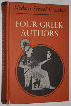Four Greek Authors (Macmillan/Modern School Classics) (image)