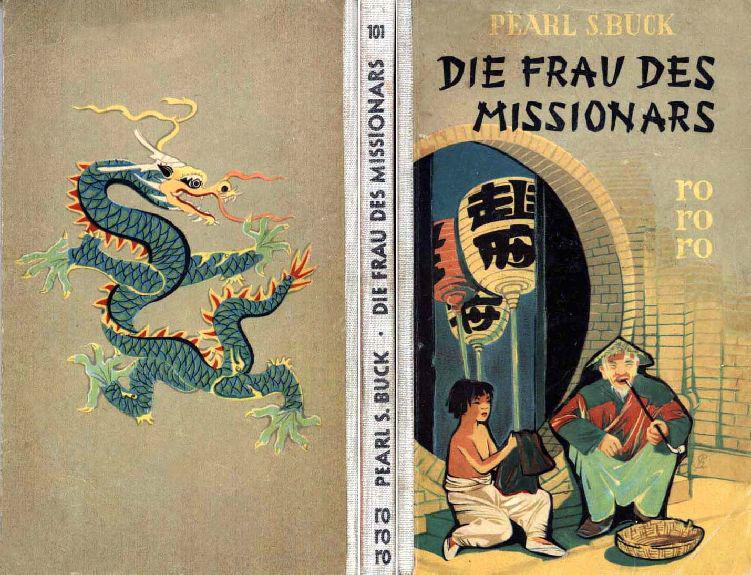 Die Frau des Missionars - Pearl S. Buck (rororo Taschenbucher/Rowohlt) (image)