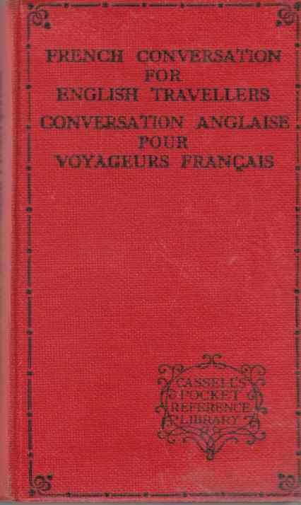 French Conversation (Cassell's Pocket Reference Library) (image)