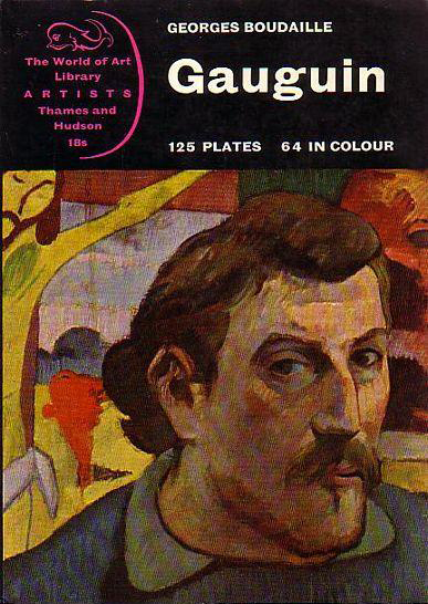 Gauguin by Georges Boudaille (World of Art Library) (Thames & Hudson) (image)