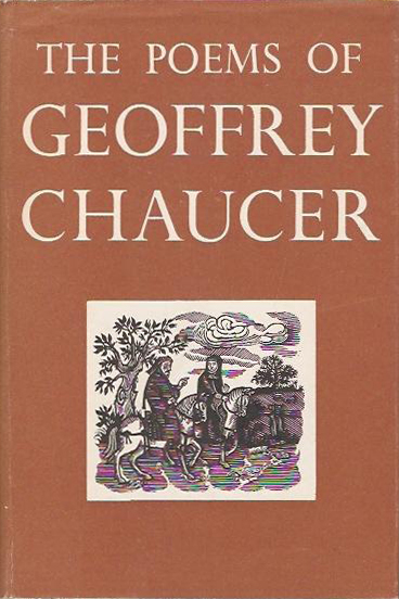 The Poems of Geoffrey Chaucer (Oxford Standard Authors) (OUP, 1962) (image)