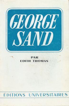 George Sand (Classiques du XIXe siecle) (Editions Universitaires) (image)