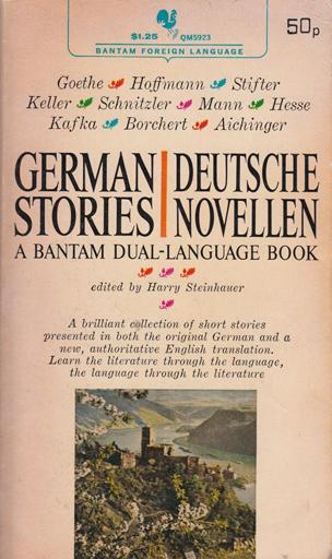German Stories (Bantam Books) (image)