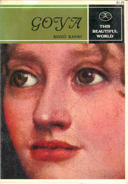 Goya (This Beautiful World) (Kodansha International) (image)