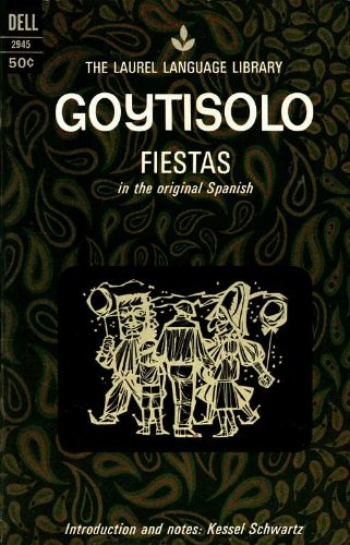 Goytisolo - Fiestas (Laurel Language Series) (Image)