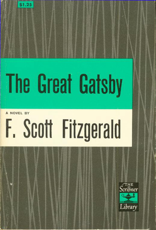 The Great Gatsby (The Scribner Library) (image)
