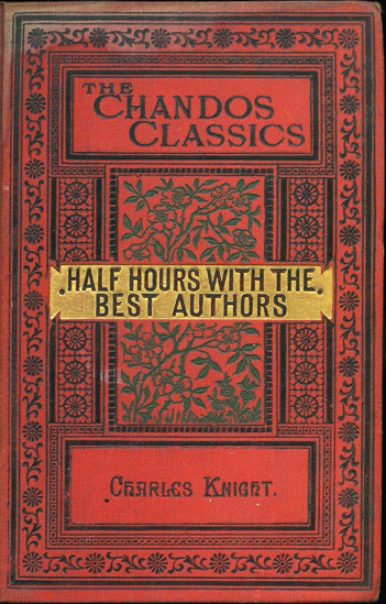 Half Hours with Best Authors (Chandos Classics/Warne) (image)