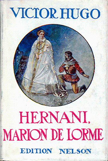 Hernani; Marion de Lorme (Collection Victor Hugo/Nelson Editeurs) (image)