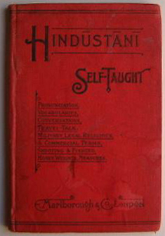 Hindustani Self-Taught (Marlborough, 1910) (image)
