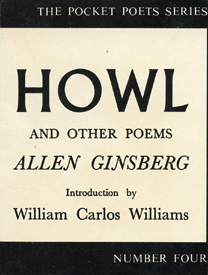 Howl (A. Ginsberg) (City Lights Pocket Poets) (image)