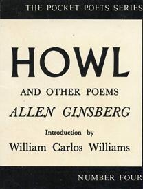 Howl (A. Ginsberg) (City Lights Pocket Poets) (image)