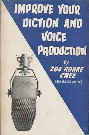 Improve Your Diction and Voice Production (Foulsham's Pocket Library) (image)
