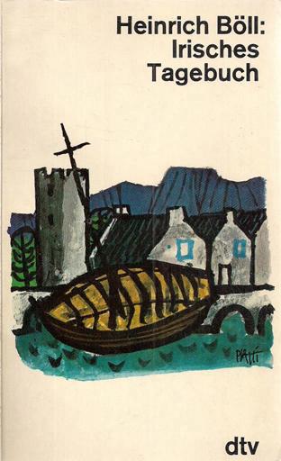Irishes Tagebuch (Boll) (Allgemeine Reihe dtv) (image)